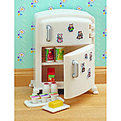 Sylvanian Families Fridge & Accessories