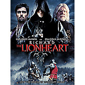 Richard The Lionheart - Rebellion DVD