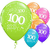 11' 100th Around Assortment (25pk)
