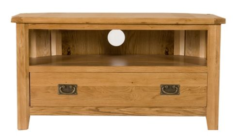 Elements Brunswick Dining Corner TV Stand
