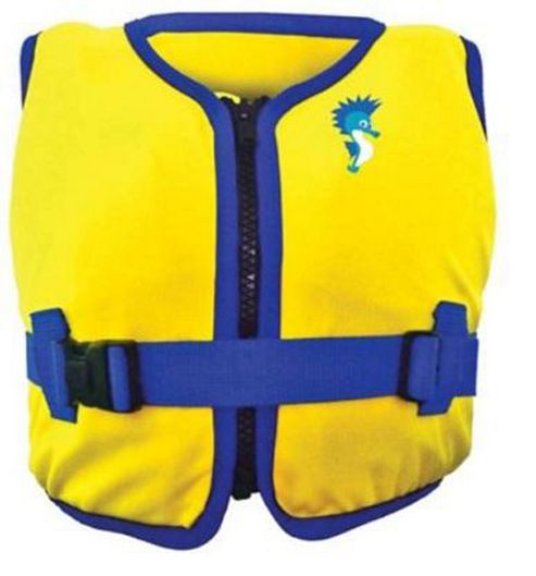 Jakabel Pool Childrens Swim Vest Yellow 2-4 years