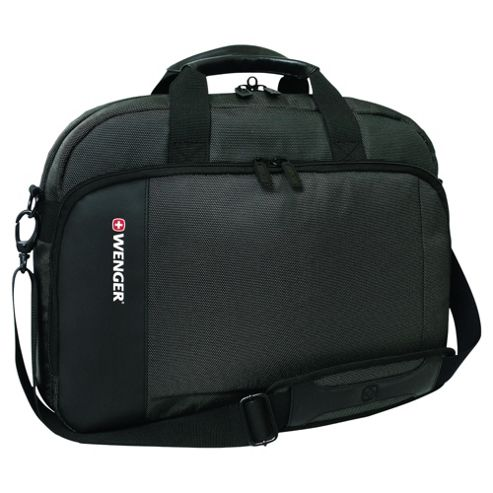 Wenger Executive Briefcase, Black 17