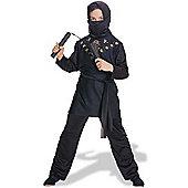 Rubies Fancy Dress Costume -Ninja Costume - CHILD UK SMALL