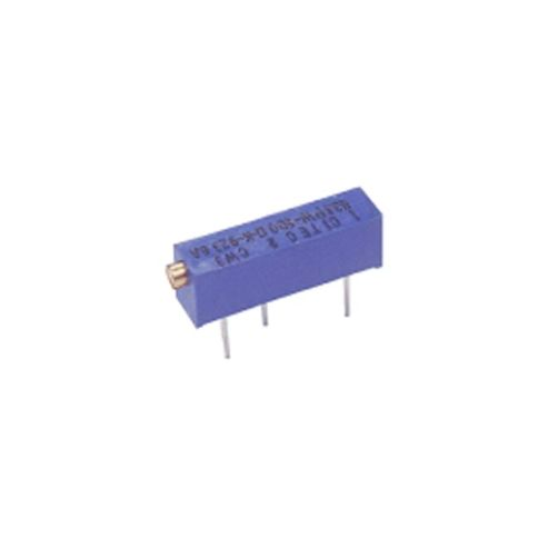 18-Turn Cermet Resistor 500R