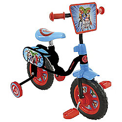 "Avengers Assemble 10"" Bike"