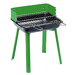 Landmann 11525 Portago Portable Charcoal BBQ - Green