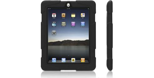 Griffin GB02480 Survivor Military Duty Case with Stand for iPad 2
