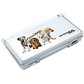 Hori Officially Licensed DS Lite Protector - Nintendogs 4 Dogs - NintendoDS