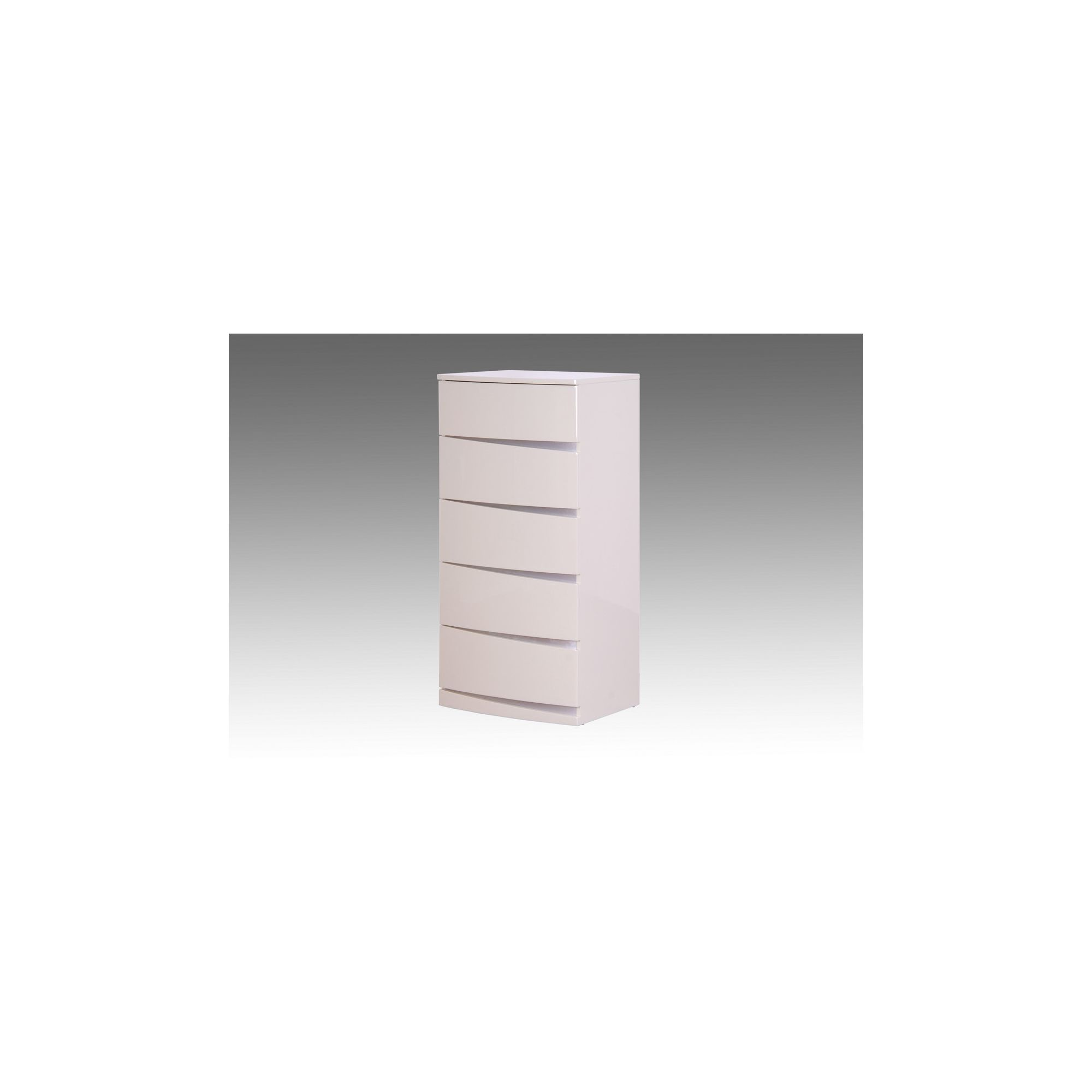 Elements Isabel 5 Drawer Tall Chest at Tesco Direct