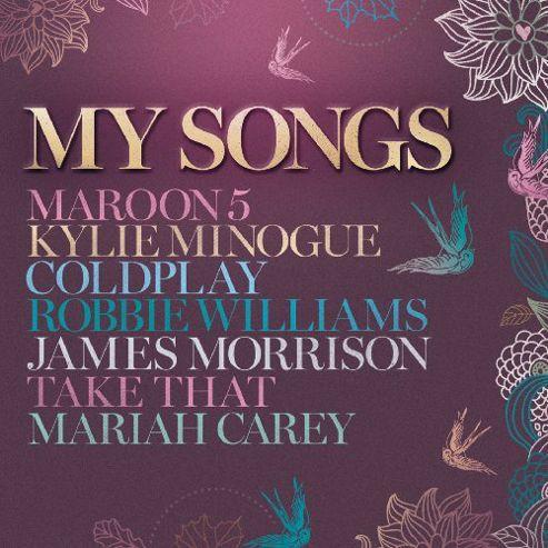 My Songs 2011 (2Cd)