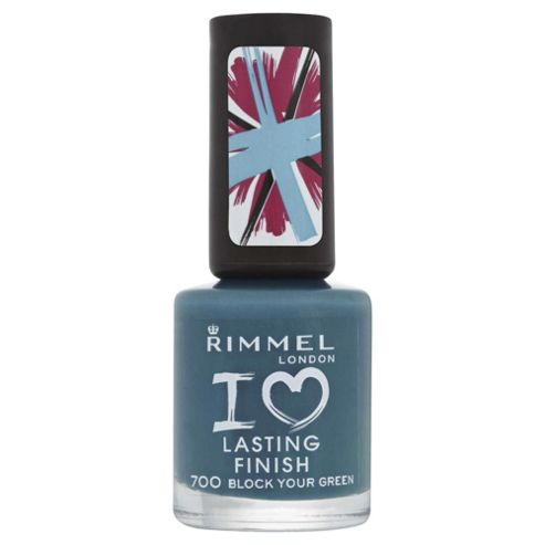Rimmel London Lasting Finish 700 Block Your Green 8ml