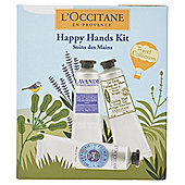 Happy Hands Kit  L'Occitaine 6 x30ml