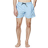 F&F Short Length Swim Shorts - Alaskan blue
