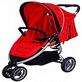 Red Kite Push Me Zumi Jogger Pushchair, Flame