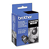 Brother LC900HYBK printer ink cartridge - Black