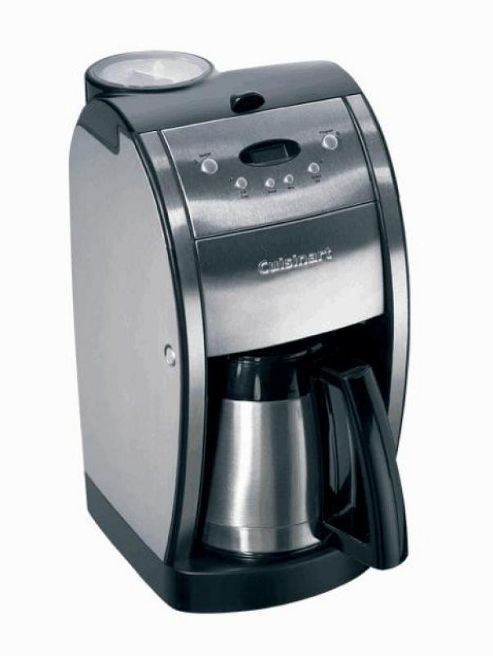 Cuisinart DGB600BCU Grind and Brew Automatic Coffee Machine