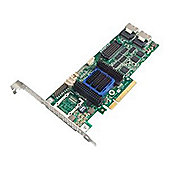 Adaptec 6805 RAID Card 8-Port PCI Express 512MB for SATA/SAS Devices