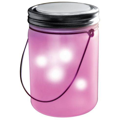 Fairy Jar - Pink