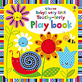 ELC Usborne Baby's Very First Touchy Feely Play Book