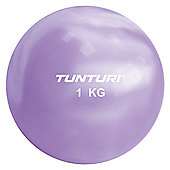 Tunturi Weighted Yoga Ball Small 1kg