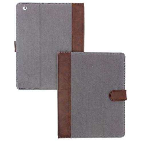 Trendz iPad Grey and Brown Case