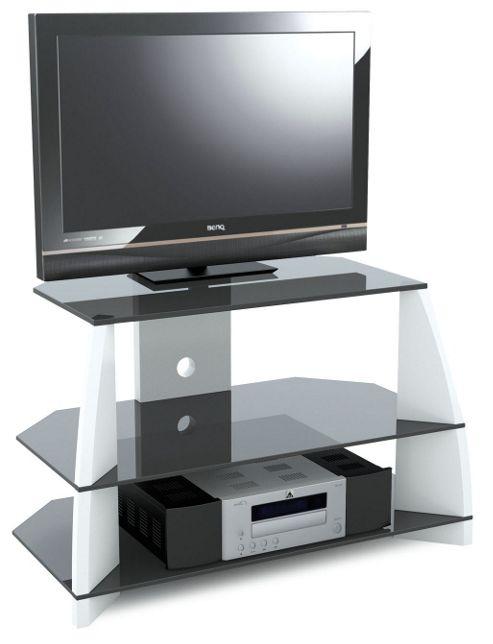 Stil-Stand TV Stand - White