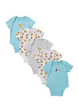 Disney Pixar Finding Nemo 5 Pack of Bodysuits - Multi