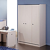 Parisot Smoozy Three Door Wardrobe