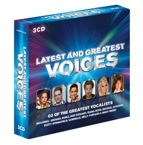 Latest & Greatest Voices