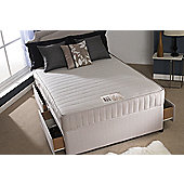 Home & Haus Memory Comfort Divan Bed - Small Double - With 2 drawer