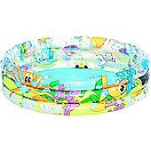 """Ocean Life Paddling Pool 60"""" - 51082"""