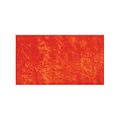 Angelo Bergamo Orange Woven Rug - 300cm x 200cm (9 ft 10 in x 6 ft 6.5 in)