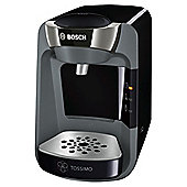 BOSCH Tassimo Suny TAS3202GB Hot Drinks Pod Machine, Black