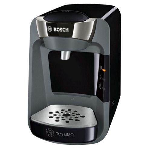 buy bosch tassimo suny tas3202gb hot drinks pod machine black from our pod capsule machines. Black Bedroom Furniture Sets. Home Design Ideas