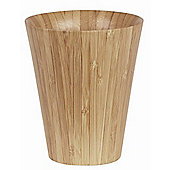 Spirella Max-Light Wood Tooth Mug Tumbler - Bamboo