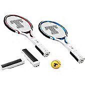 Thrustmaster Tennis Duo Pack - NintendoWii
