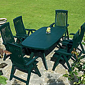 Nardi Toscana Rectangular 6 Seater Dining Set I