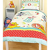 Winnie The Pooh Playground, Single Bedding