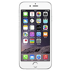 Tesco Mobile Apple iPhone 6 16GB Silver