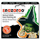 Snazaroo Wicked Witch Face Paint Kit - 10 Faces