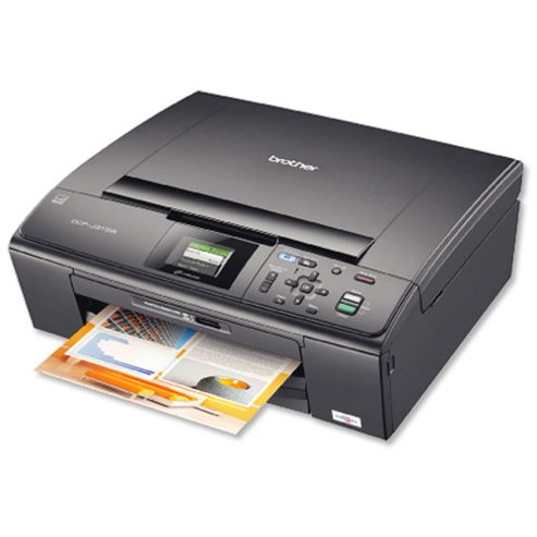 Brother DCP-J315W Multifunction Wireless Colour Inkjet Printer