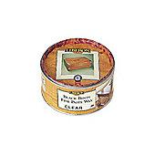 Liberon Bison Paste Wax Geo Mahogany 500ml