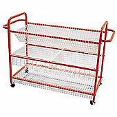 Percussion Plus PP234 Music Trolley System