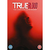 True Blood: The Complete Sixth Season DVD