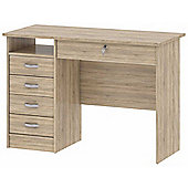 Tvilum Function Plus 80163 Oak Desk