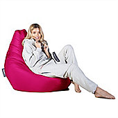 Big Bertha Original™ Indoor / Outdoor Highback Bean Bag - Cerise