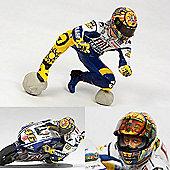 Tamiya 14118 V. Rossi Rider Figure For Yamaha Yzr 14117 1:12 Model Bike Kit