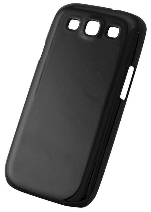 Tortoise™ Hard Case Samsung Galaxy SIII Black Gloss