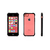 Griffin Survivor Military-Duty Case for iPhone 5c - Clear