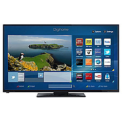 Digihome  50 Inch Smart WiFi Built In Full HD 1080p LED TV with Freeview HD